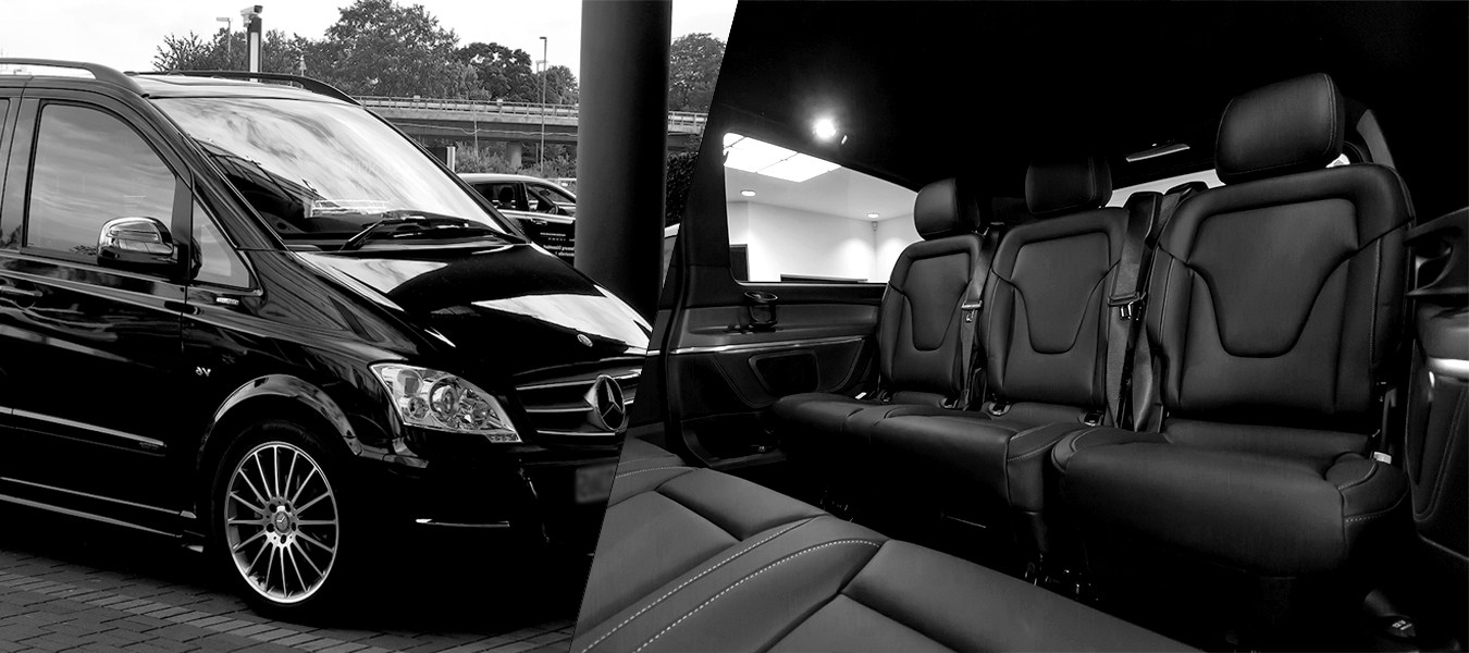 Luxury Van Rental MA